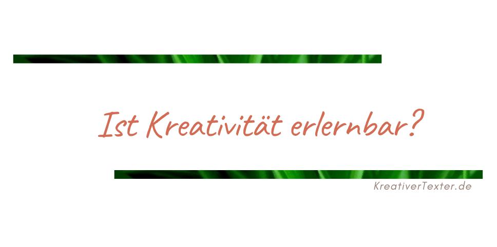 ist-kreativität-erlernbar