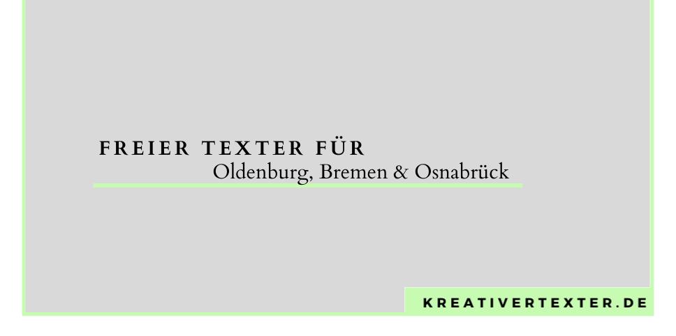 freier-texter-oldenburg-bremen-osnabrueck